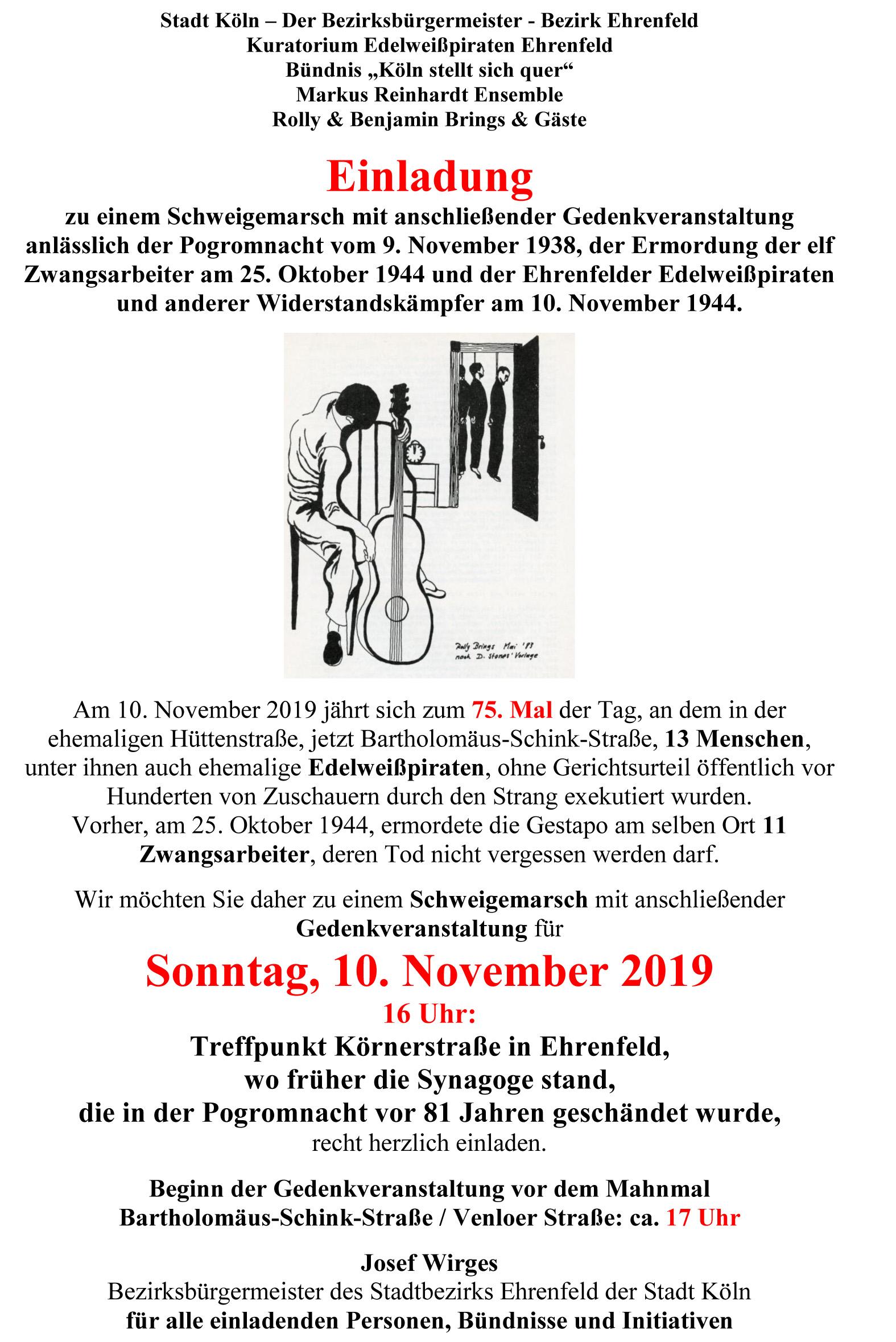 Kuratorium Edelweißpiraten Ehrenfeld