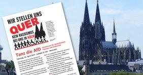 DGB Köln / Köln stellt sich quer