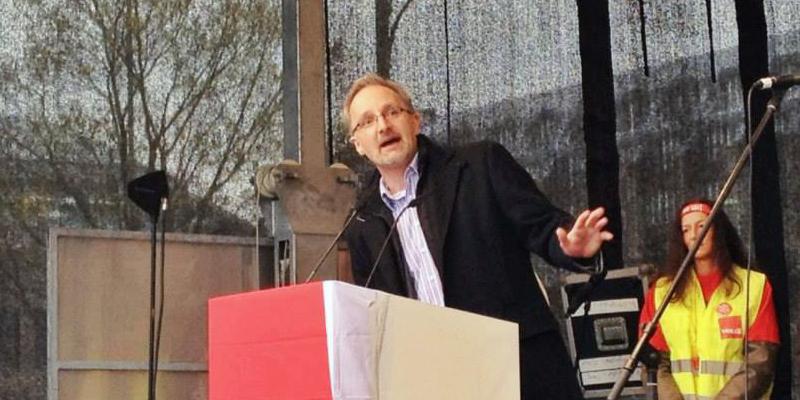 Jörg Mährle, Organisationssekretär, DGB-Region Köln-Bonn