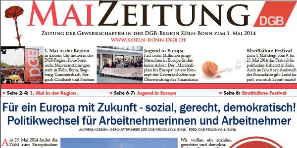 Maizeitung 2014