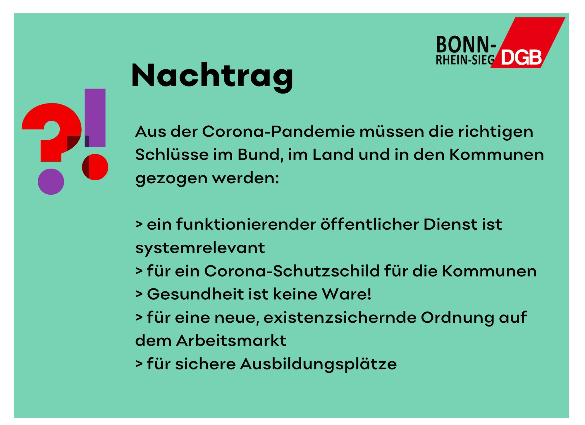 DGB Bonn/Rhein-Sieg