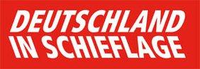 Banner der Herbstaktion 2010: Deutschland in Schieflage