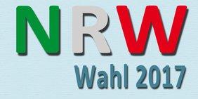 NRW Wahl 2017