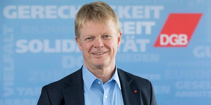 Reiner Hoffmann DGB Vorsitzender 2018