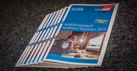 Ausbildungsreport NRW 2018