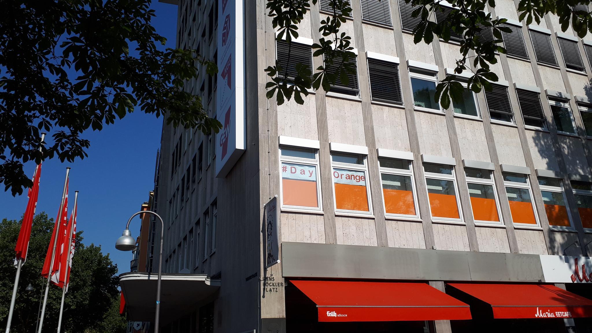 Pressebild DGB-Haus Köln