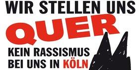 Köln stellt sich quer