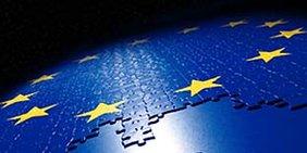 Grafik: Europäische Union als Puzzle