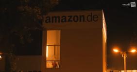Amazon worker Matthias