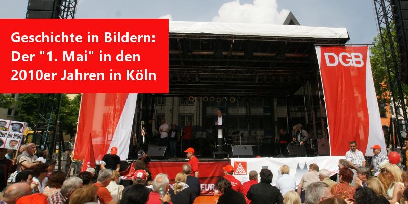 1. Mai Köln