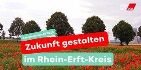 Kommunalpolitische Forderungen Rhein-Erft-Kreis