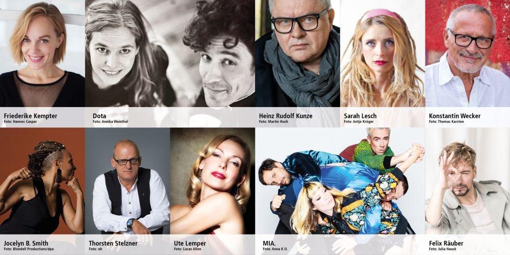 DGB/Hannes Caspar/Annika Weinthal/Martin Huch/Antje Kröger/Thomas Karsten/Blndell Productions - dpa/oh/Lucas Allen/Anna K.O./Julia Hauck