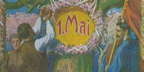 1. Mai, historische Abbildung