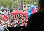Bilder der Maikundgebung in Köln (2010)