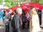 Bilder der Maikundgebung in Bergisch Gladbach (2010)