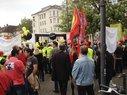 Vorkundgebung Hans-Böckler-Platz